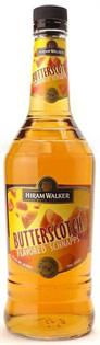 Hiram Walker Schnapps Butterscotch 750ml